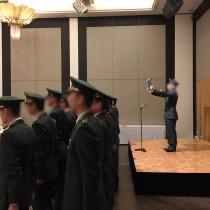 自衛隊20170204宣誓